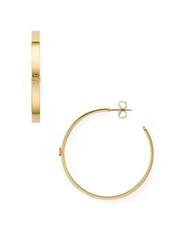 Tory Burch - Kira Hoop Earrings