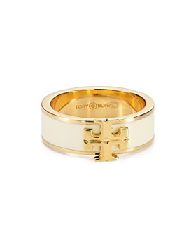 Tory Burch - Kira Logo Ring