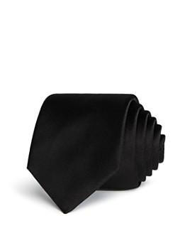 Lanvin - Satin Skinny Necktie