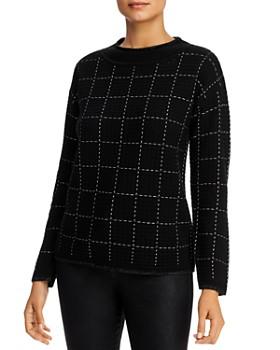 KARL LAGERFELD Paris - Grid Sweater