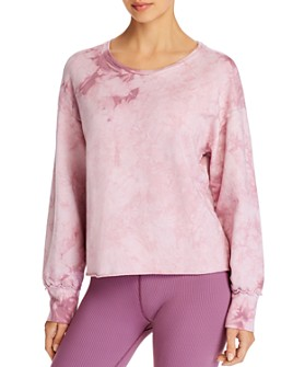 Electric & Rose - Jordan Tie-Dye Fleece Sweatshirt