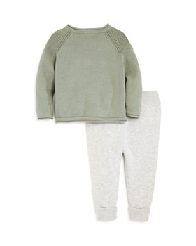 Bloomie's - Boys' Henley Sweater & Knit Pants Set, Baby - 100% Exclusive
