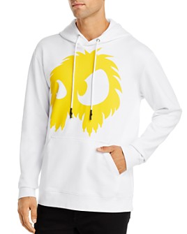 McQ Alexander McQueen - Chester Graphic Hooded Sweatshirt