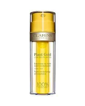 Clarins - Plant Gold Nutri-Revitalizing Oil-Emulsion - 100% Exclusive