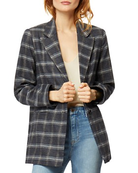 Habitual - Billie Plaid Blazer