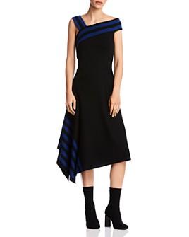 Bailey 44 - Asymmetric Midi Dress