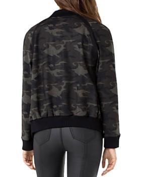 Liverpool - Camouflage Bomber Jacket
