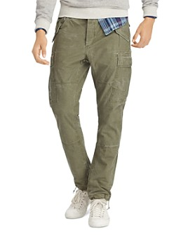 Polo Ralph Lauren - Tapered Cotton Cargo Pants