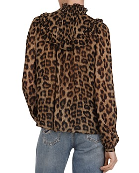ea78e987 Animal Print Tops - Bloomingdale's