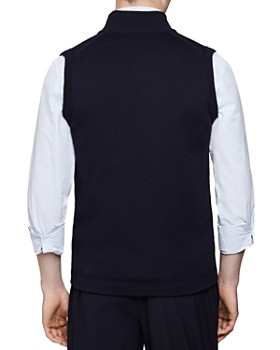 REISS - Mateo Sleeveless Vest
