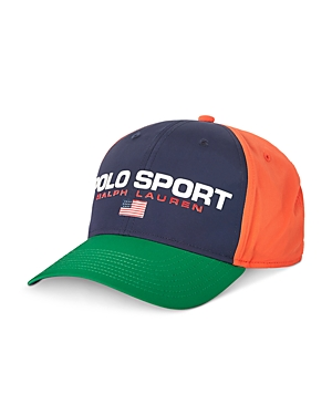 Polo Ralph Lauren Accessories COLOR-BLOCKED POLO SPORT BASEBALL CAP
