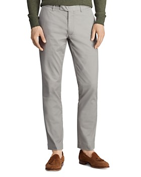 Polo Ralph Lauren - Stretch Straight Fit Chino Pants