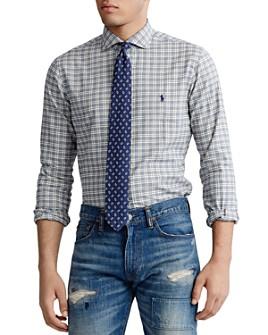 Polo Ralph Lauren - Classic Fit Plaid Twill Shirt