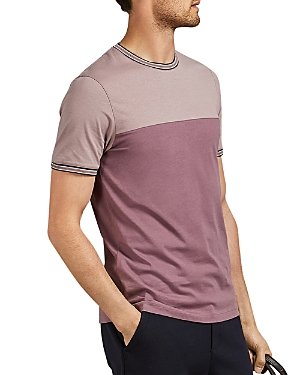 Ted Baker Tops DATE COLOR-BLOCK TEE