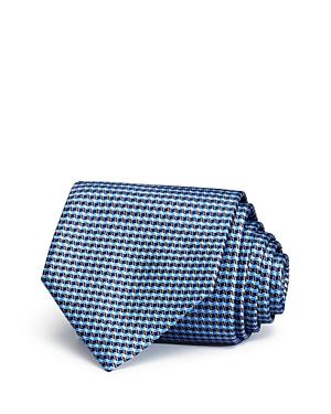 Ermenegildo Zegna Wavy Box Neat Classic Tie-Men