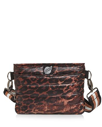 Think Royln - Chelsea Leopard-Print Convertible Belt Bag