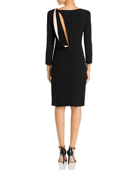 Armani - Cutout Sheath Dress