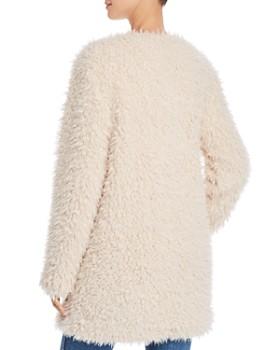 BB DAKOTA - Soft Spot Faux Fur Jacket
