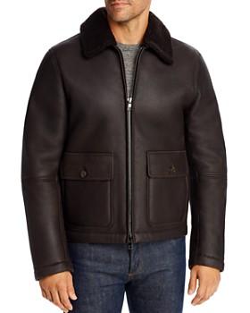 Michael Kors - Shearling Flight Jacket