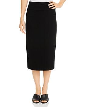 Eileen Fisher - Midi Pencil Skirt