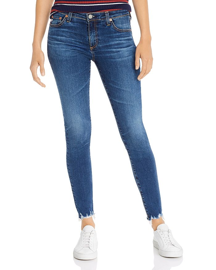 AG - Legging Jeans in 10 Years Defined