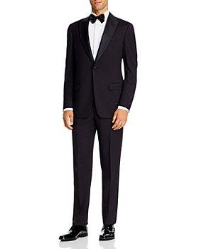 Armani - Virgin Wool Regular Fit Tuxedo