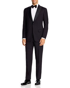 Armani - Virgin Wool Regular Fit Tuxedo