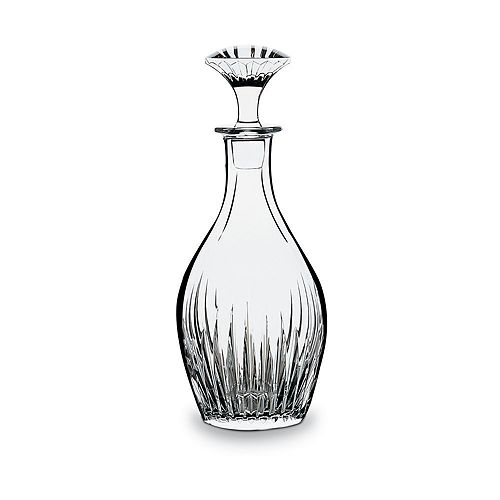 Baccarat - Massena Round Whiskey Decanter