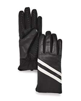 U|R - Striped Detail Tech Gloves