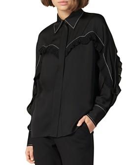Sandro - Rafi Western Shirt