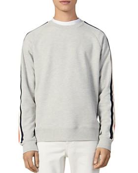 Sandro - Varsity Crewneck Sweatshirt