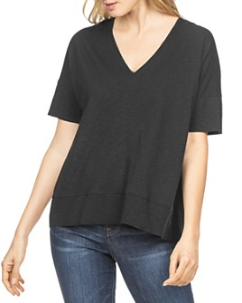 Lilla P - Double V-Neck Tee
