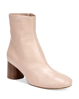 Vince - Women's Tasha Block Heel Ankle Booties
