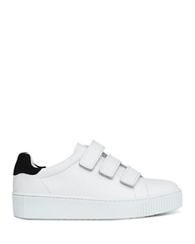 Whistles - Women's Flax Low-Top Sneakers