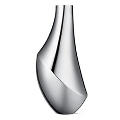 "Georg Jensen - Georg Jensen ""Flora"" Vases"