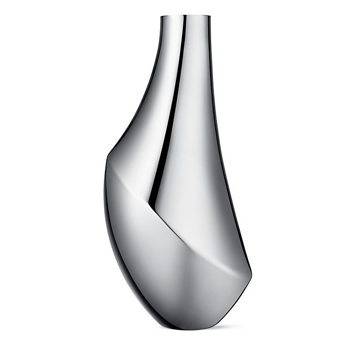 "Georg Jensen - ""Flora"" Vases"