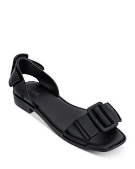 Melissa - Women's Aurora Buckle Sandals