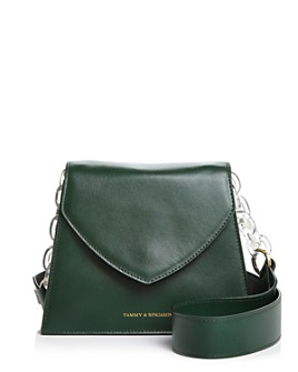 Tammy & Benjamin - Gabrielle Leather Shoulder Bag