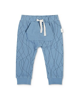 Miles Child - Boys' Squiggle Print Jogger Pants
