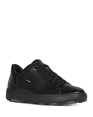 Geox Men\\\'s Nebula Leather Sneakers