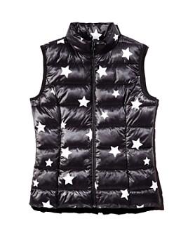 AQUA - Packable Puffer Vest - 100% Exclusive