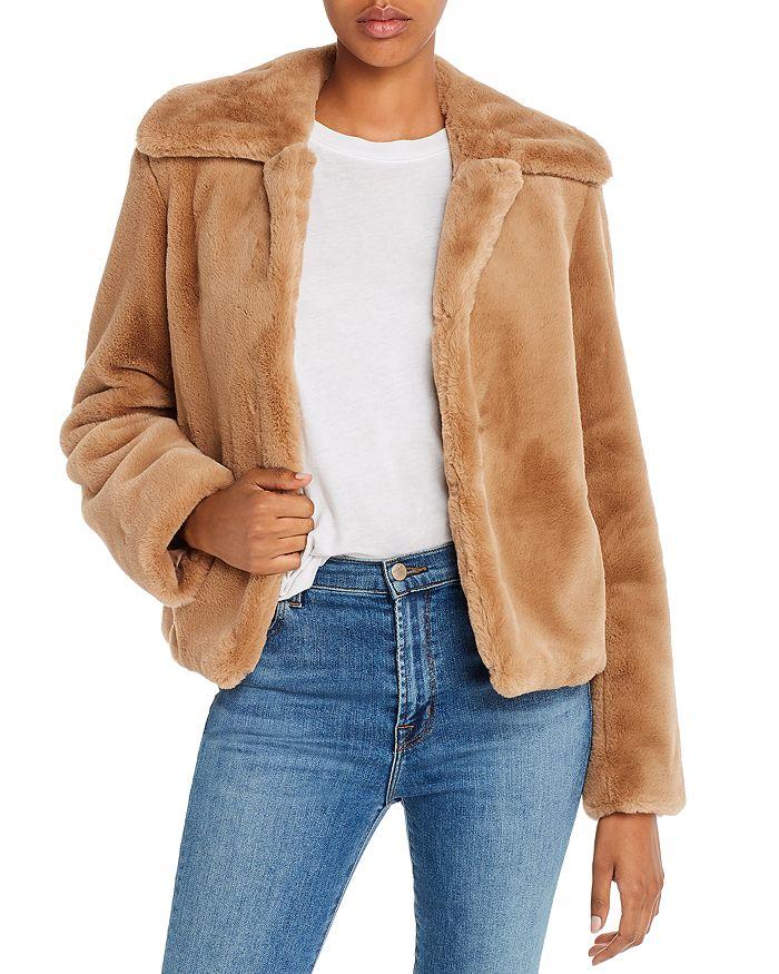 Luxe Faux Fur Jacket