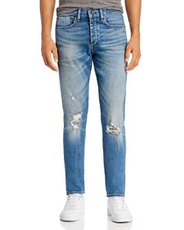 rag & bone - Fit 2 Slim Fit Jeans in Palisade