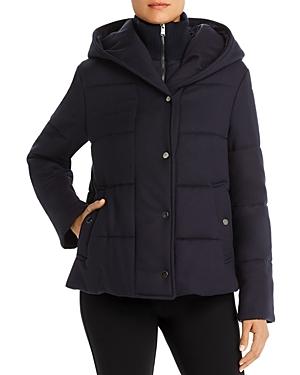 Boss Pera Wool-Blend Puffer Coat