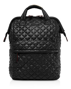 MZ WALLACE - Top Handle Backpack