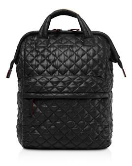 MZ WALLACE - Top Handle Backpack
