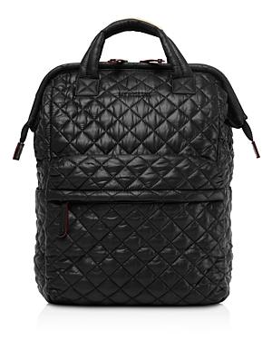 Mz Wallace Top Handle Backpack