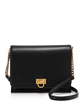Salvatore Ferragamo - Gancini Medium Square Shoulder Bag