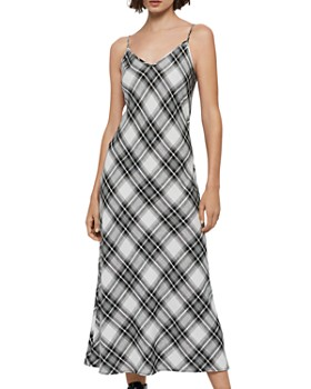ALLSAINTS - Nina Two-Piece Slip Dress