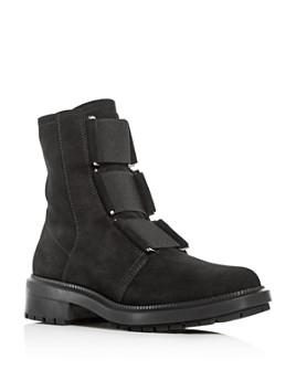 Aquatalia - Women's Liv Weatherproof Low-Heel Boots